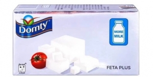 Domty Feta Cheese Plus (125g)