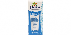 Juhayna Full Cream Milk (200ml)