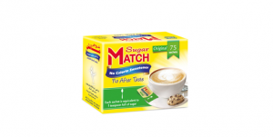 Sugar Match No Calorie Sweetener 1 teaspoon (75 Sachets)