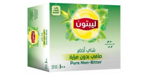 Lipton Pure Green Tea (100 Bags)