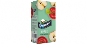 Domty Apple Juice (1L)