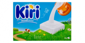Kiri Square Cheese Portions (24Pieces)