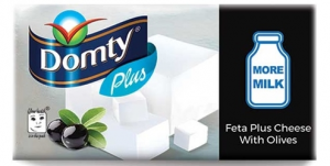 Domty Feta Cheese Plus Olive (500g)