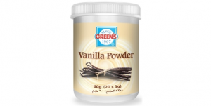 Green's Vanilla Powder (60g)