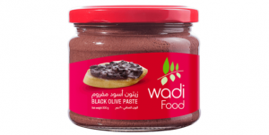 Wadi Food Black Olive Paste (300g)