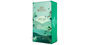 Royal Green Tea With Mint (20 Bags)