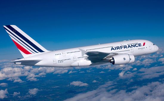 Fly to Disneyland Paris with Air France