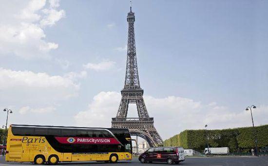 Disneyland Paris - magical day tour of Paris