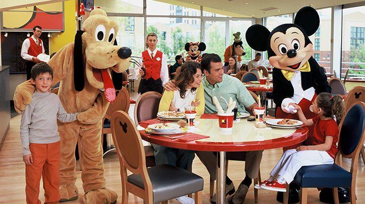 Café Mickey