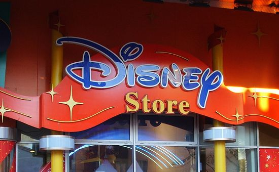 Disney Store in Disneyland Paris