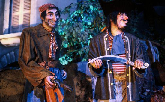 Disneyland Paris - Pirates of the Caribbean