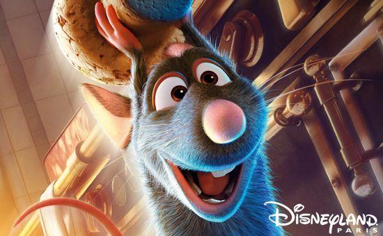 Disneyland Paris- Ratatouille