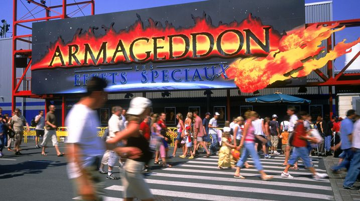 Armageddon Special Effects