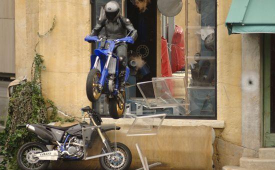 Stunt Show Spectaculer