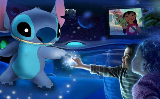 Disneyland Paris - Stitch Live!