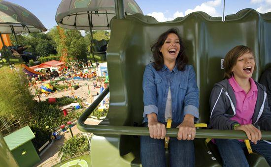 Disneyland Paris - Toy Story Playland
