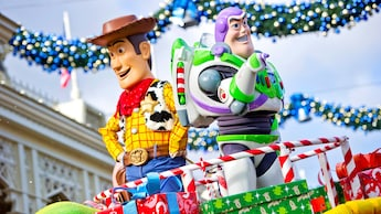 disneyland paris christmas
