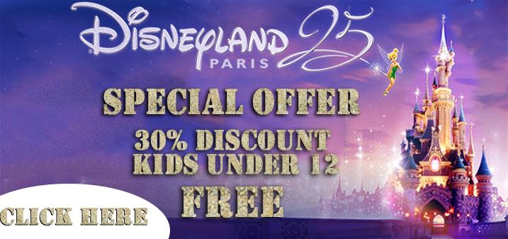 30% kids free