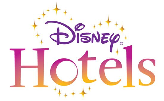 Disneyland Paris - Disney hotels logo