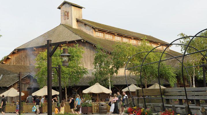 Disneyland Paris - Davy Crockett Ranch