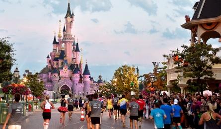 Disneyland Marathon