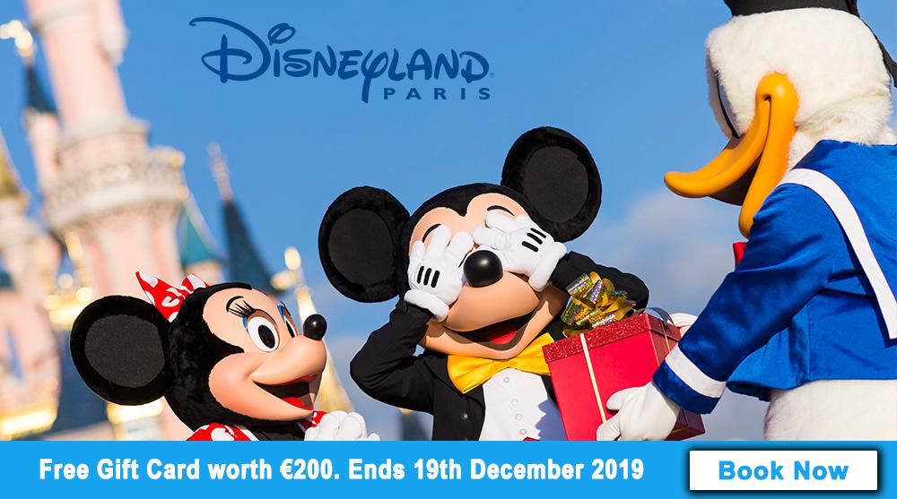 Disneyland Paris Spring Summer 2019 Offer