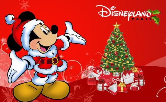 Disneyland Paris - Christmas voucher