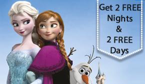 Alsa and Anna Free Night offer