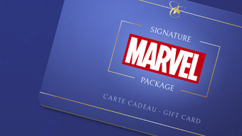 Signature Marvel Package - €60 gift card