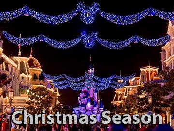 Christmas Disneyland Paris