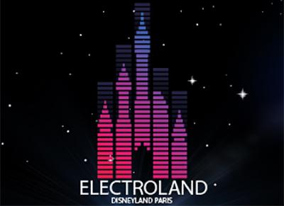 Electroland - Disneyland Paris