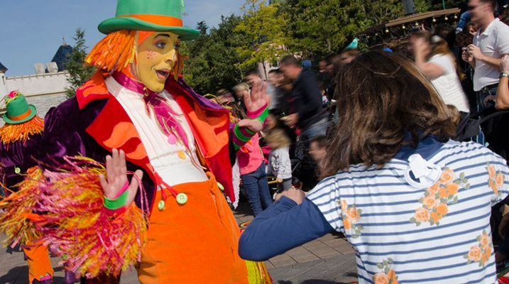 Disneyland Paris Halloween festival