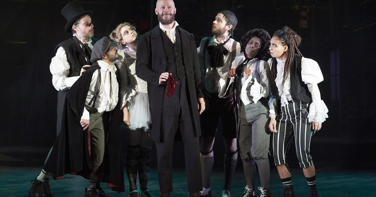 A Christmas Carol to return for 2019! | Bristol Old Vic