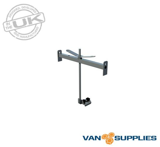 Single Lockable Ladder Clamp, stockcode:LC1