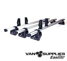 3x EasiBar Van Roof Bar System,stockcode:RB021-3