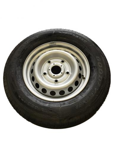 Goodyear Cargo Marathon 235/65 R16C 115/113R with genuine ford spare wheel , stockcode:VSC0022