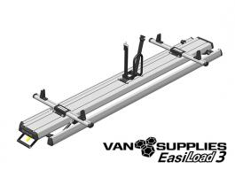 EasiLoad 3 2.4m Single Van Ladder Assisted Load System,stockcode:EL3-SNG-24-RD