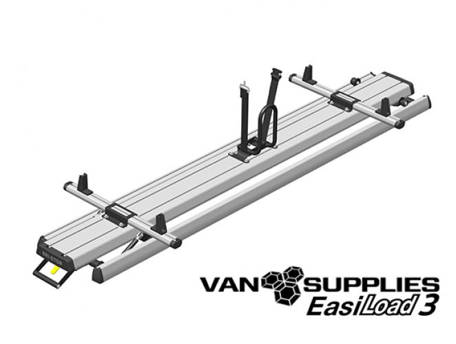 EasiLoad 3 2.4m Single Van Ladder Assisted Load System, stockcode:EL3-SNG-24-E