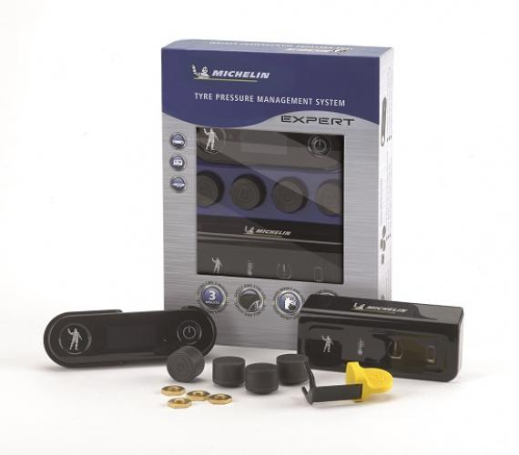 Fit 2 Go - Michelin Tyre Pressure Management System, stockcode:VSA0003