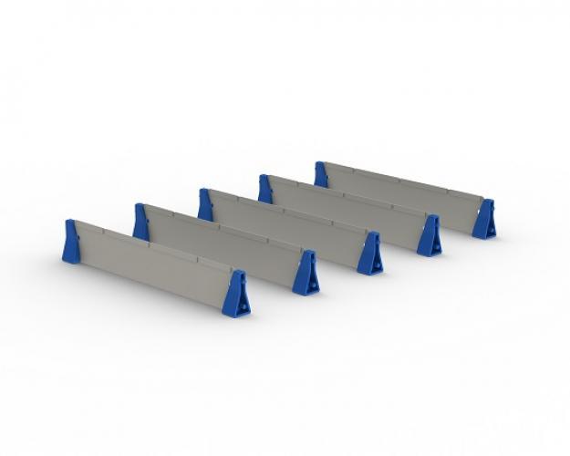 EasiStor Shelf Dividers (Pack of 5), stockcode:UDK1-75