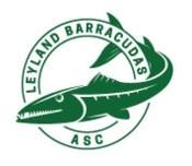 Leyland Barracudas Amateur Swimming Club