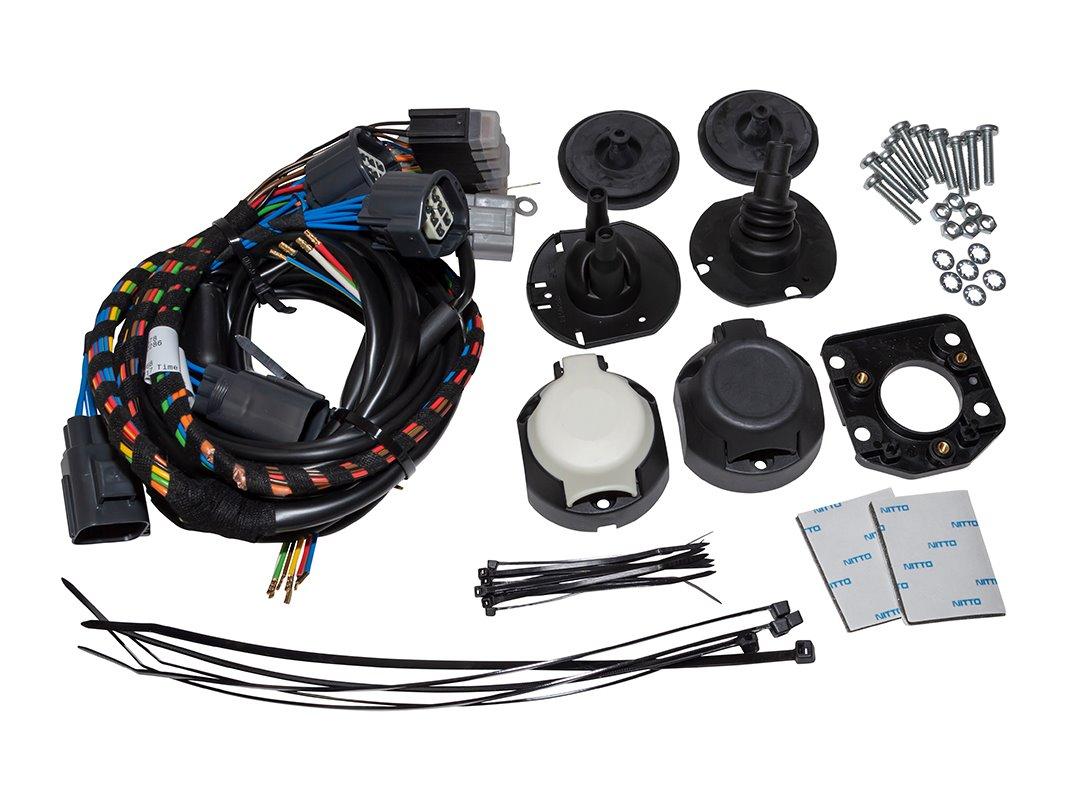 tow bar electrics kit - 'n' & 's' type