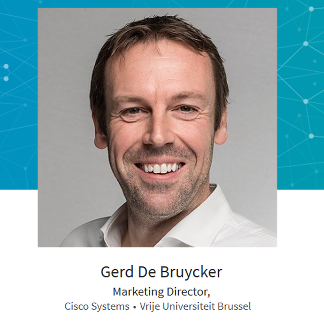 5 trends in events for 2018, by Gerd De Bruycker