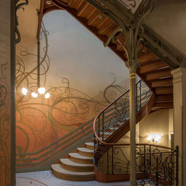 BANAD Art Nouveau and Art Deco guided tours for individuals