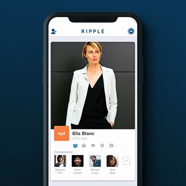 Ripple: Tinder moves into the business market