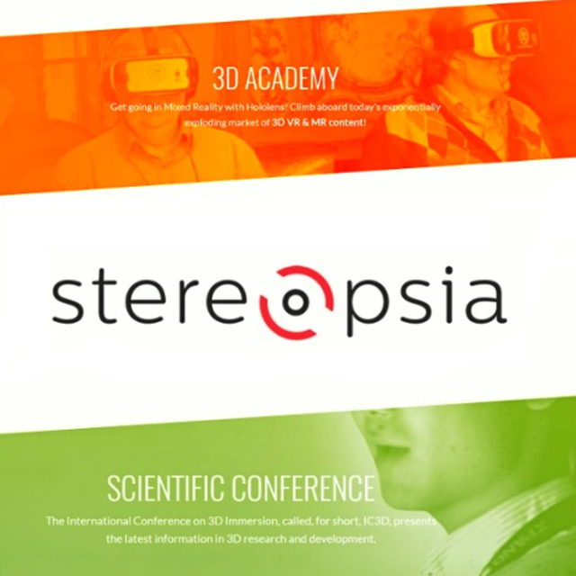 Brussels gets ready for Stereopsia !