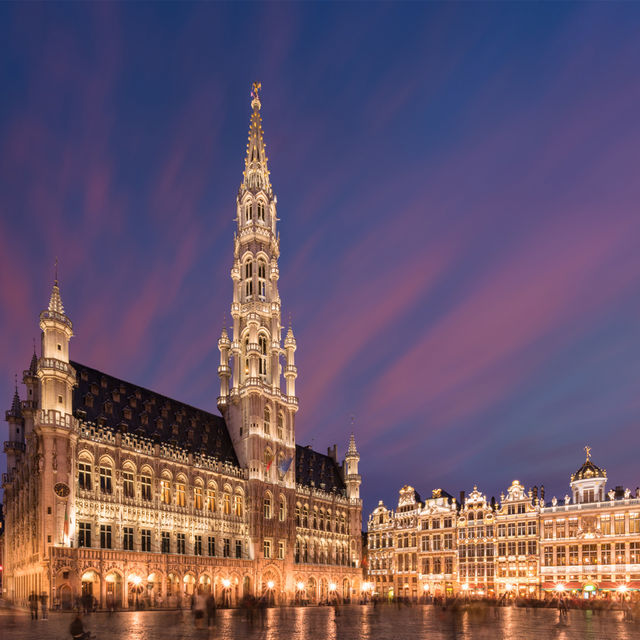 10 top spots for photographers in Brussels by Mathew Browne