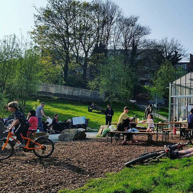 Summer hotspots in Brussels with your kids