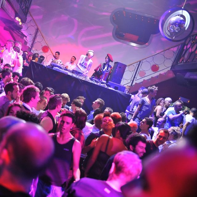 Gay, lesbian & gayfriendly parties in Brussels