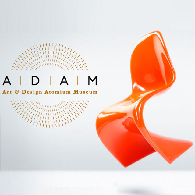 Adam is born in Brussels – a bold new museum and art center